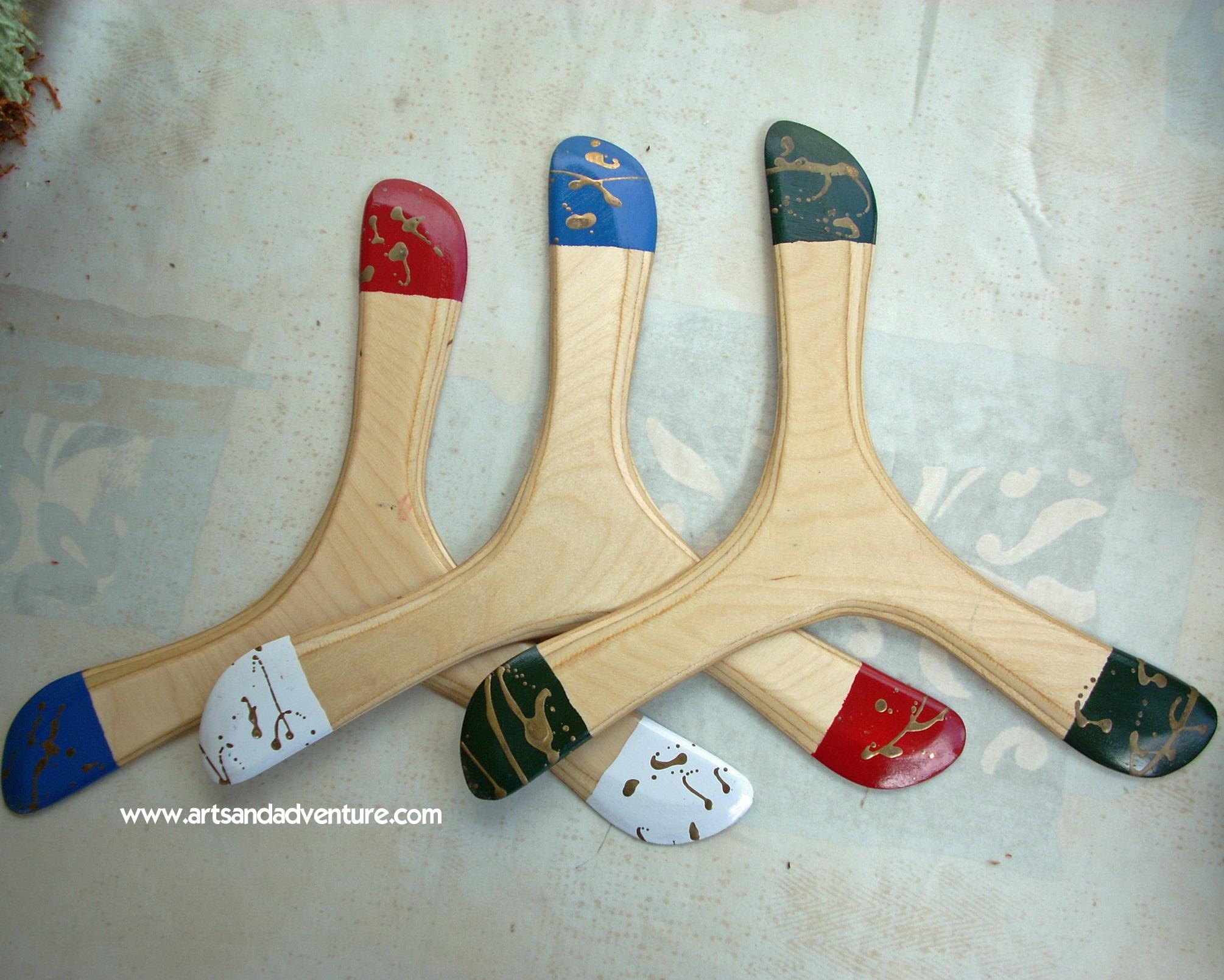 boomerangs - image
