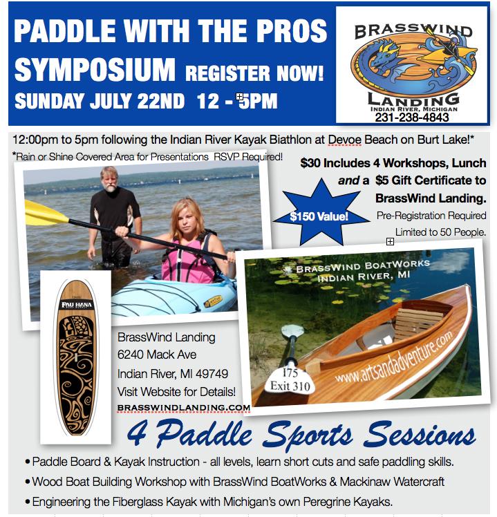 paddlesports flyer - image