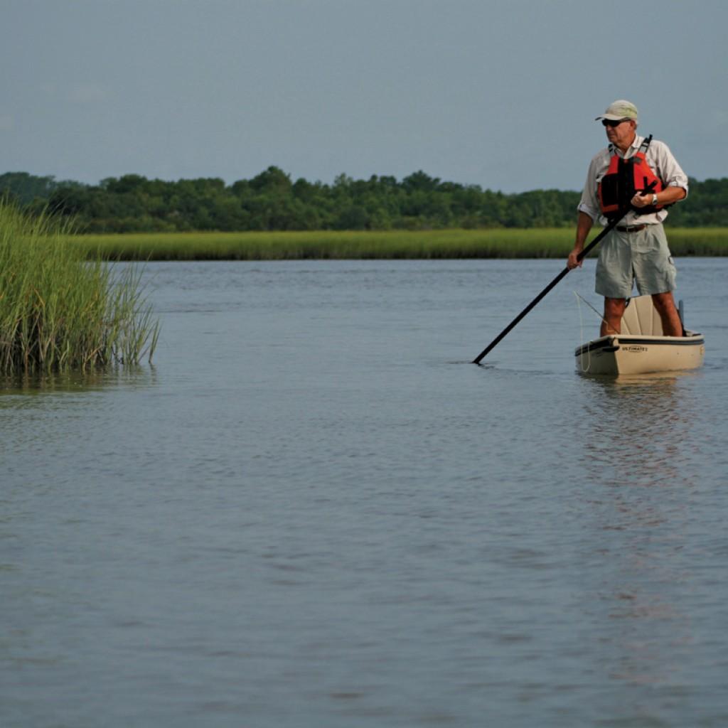 fishing kayak rental - image