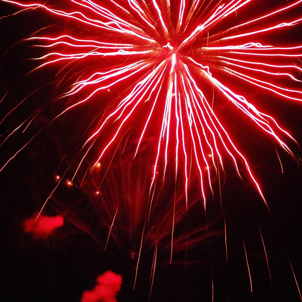 fireworks - image