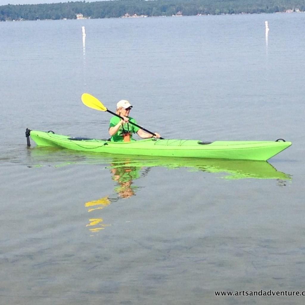sea kayak - image