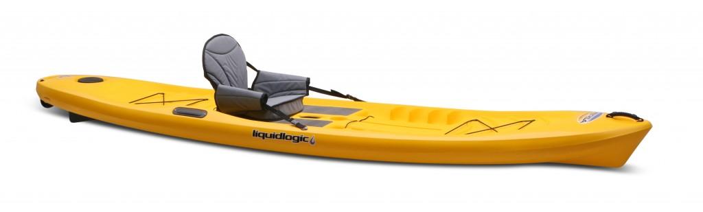 Versa board stand-on-top kayak image