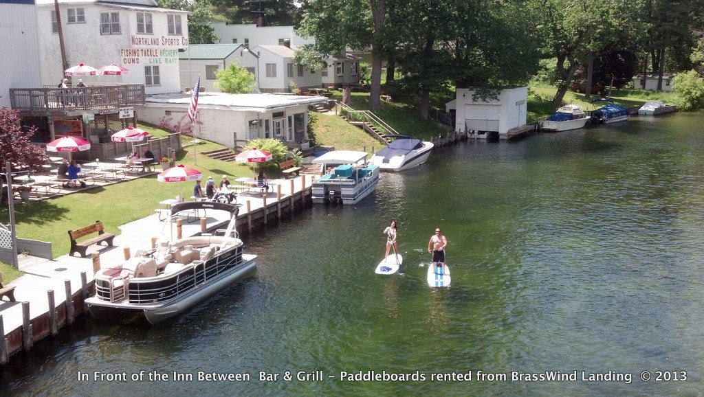 paddl board trip indian river - image