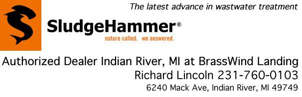 sludge hammer dealer logo - image